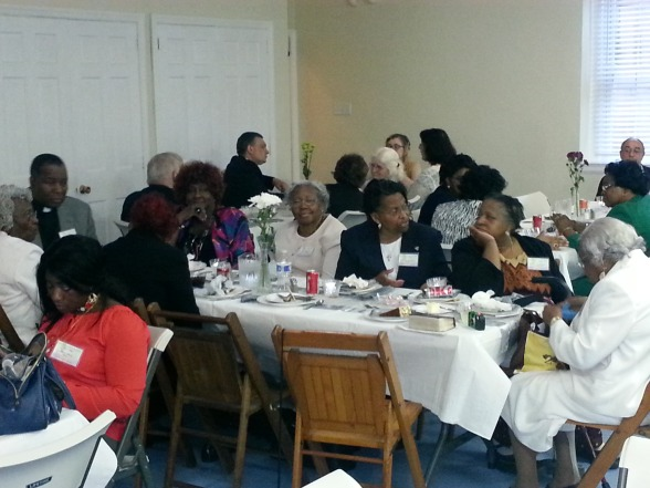 2013 Women's Day Luncheon Attendees