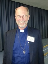 The Rev. Canon William 'Bill' Jerdan