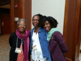 Elaine Simmons, Joy and Kara Thompson, Philadelphia, PA (2)