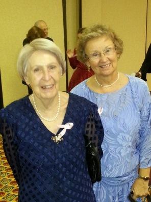 Gerda Petrescu and Diane Wright, Berkeley Heights, NJ