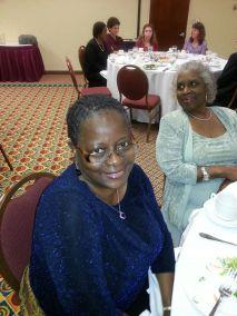 Vera Singleton and Claire Brown, Charleston, SC