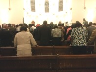 Worship Service at Diocesan Council