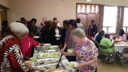 Naomi P. Gadsden, Redeemer REC, SC, and Ruth Creswell, Saint Stephen's REC, MD